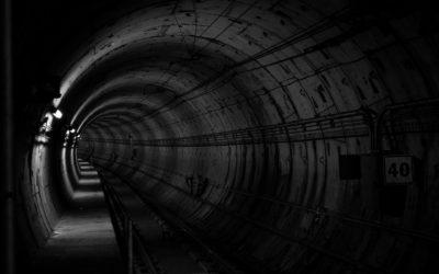 Tunnelspiele-Es gibt kein Zurück